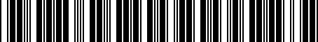 Barcode for 4F0051510P